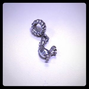 Pandora Jewelry - Authentic Pandora Key West Rooster Bead